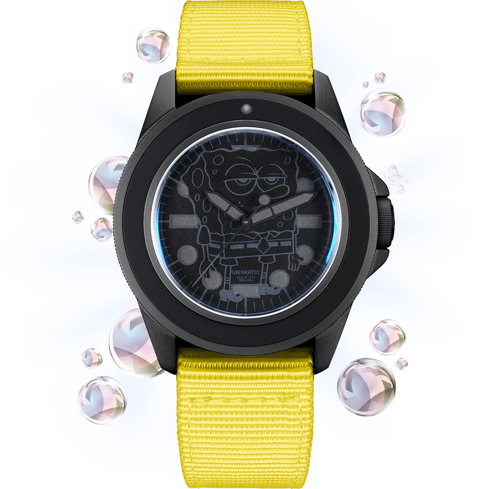 UNIMATIC – Limited Edition Watches.